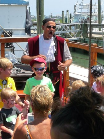 Pirate Adventures: Our Captain