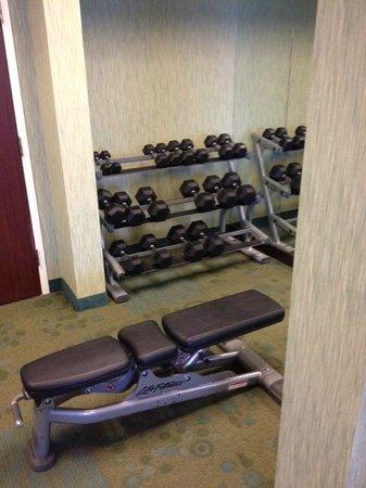 SpringHill Suites Phoenix Downtown: Fitness Center