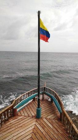 Punta Sur: visual