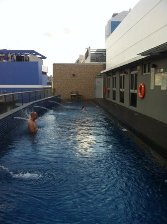 Fragrance Hotel - Riverside : Swimming Pool