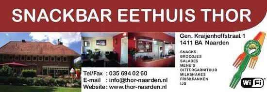 Snackbar Eethuis THOR