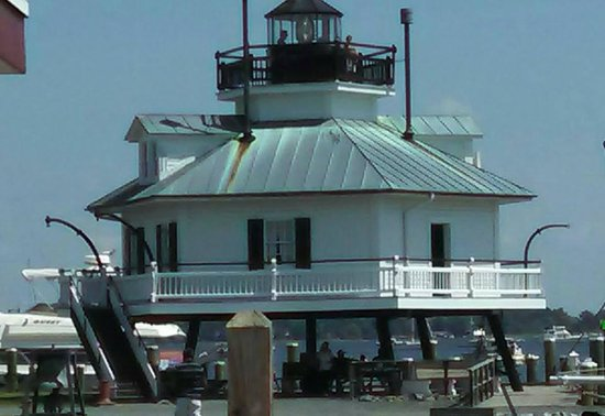 Chesapeake Bay Maritime Museum: Hooper Island Lighthouse