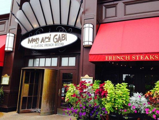 Mon Ami Gabi Picture Of Mon Ami Gabi Oak Brook Tripadvisor