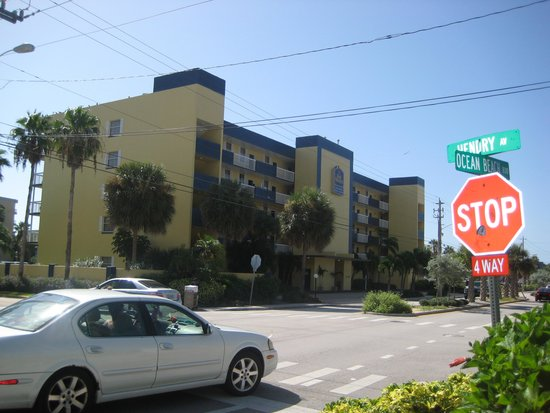 Best Western Cocoa Beach Hotel & Suites : Best Western