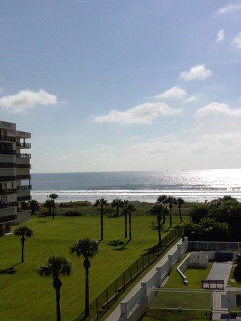 The Resort on Cocoa Beach: good morning Coco Beach