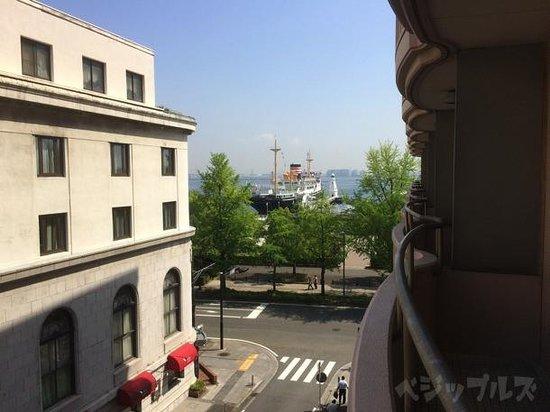 Star Hotel Yokohama: 部屋からの眺め