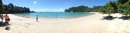 Playa Manuel Antonio: Beach
