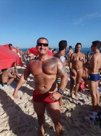 Ipanema Beach: praia de ipanema
