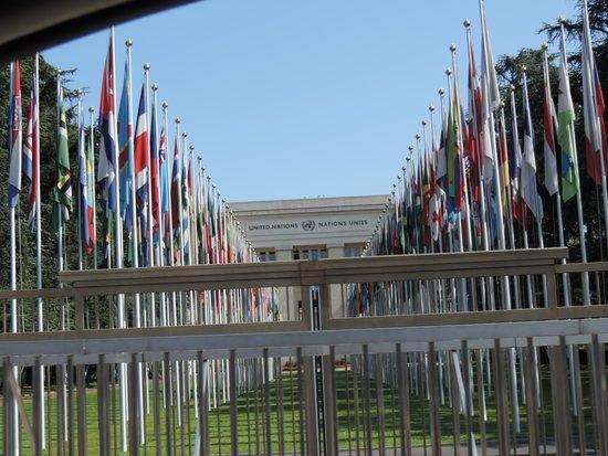 UNOG - Palais des Nations: Sede europeia das Nações Unidas