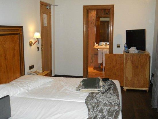 Hotel Exe El Coloso : stanza di El Coloso