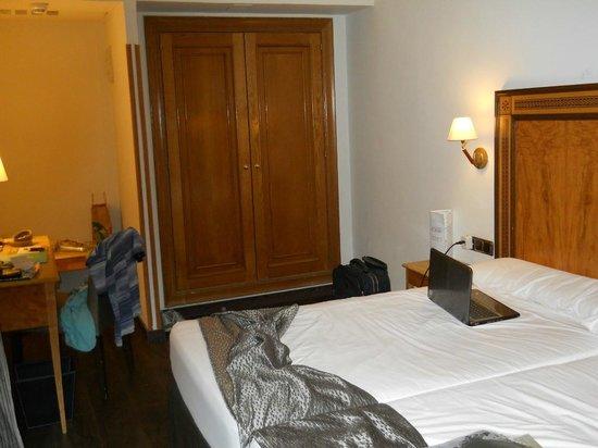 Hotel Exe El Coloso : stanza albergo El Coloso