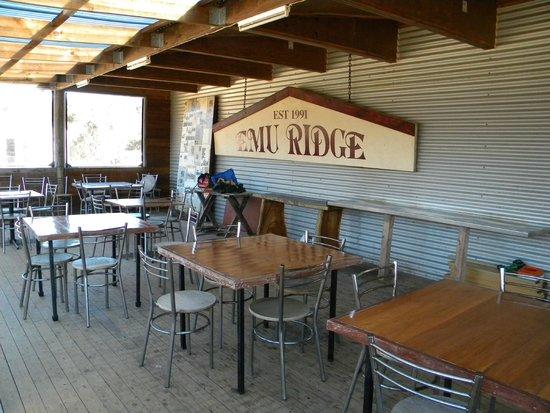 Emu Ridge Eucalyptus Oil Distillery: Emu ridge