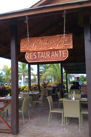 Hotel Playa Cayo Santa Maria : best lunch