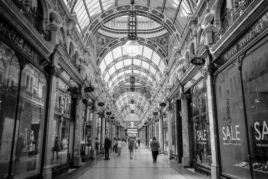 Thornton's Arcade, Leeds