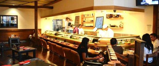Irori Japanese Restaurant: GOOD SUSHI