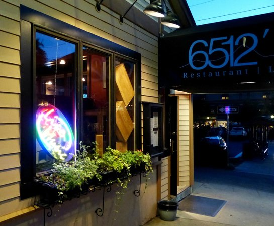 6512 Restaurant and Lounge : 6512' Restaurant at 152 E. College Drive in Durango