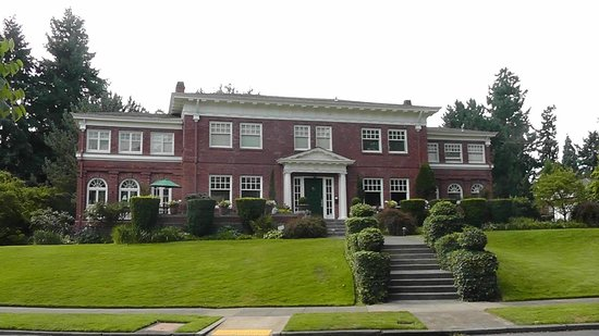 Portland Mayor's Mansion: Mayor's Mansion