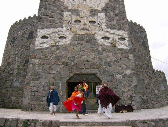 Provincia de Pichincha, Ecuador: Templo del SOl Quito, Sun Temple Quito