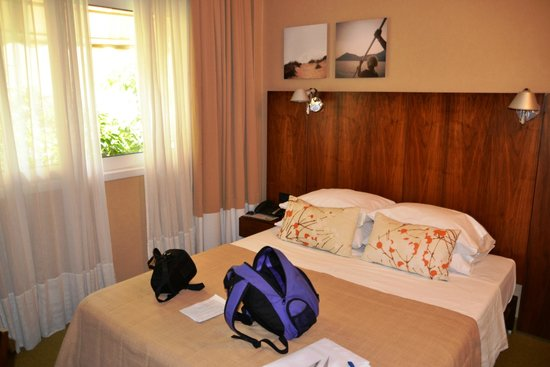 Philippos Hotel: My room on my first stay in Athens