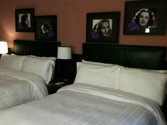 Washington Square Hotel: 部屋