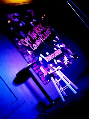 Off the Hook Comedy Club: the best comedy club in southwest florida