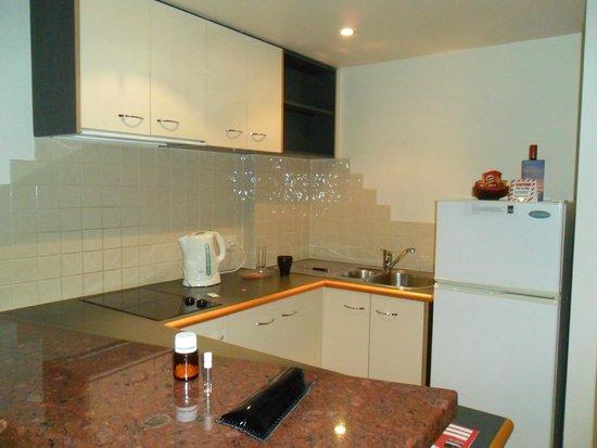 Central Cosmo Apartments: COZINHA COMPLETA
