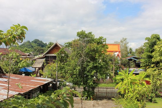Lotus Villa Boutique Hotel : The view from our room...