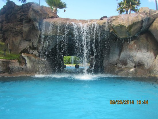 Westin Maui Resort And Spa: Pool Area