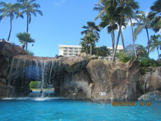 The Westin Maui Resort & Spa: Waterfall