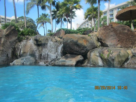 The Westin Maui Resort & Spa: Pool Area
