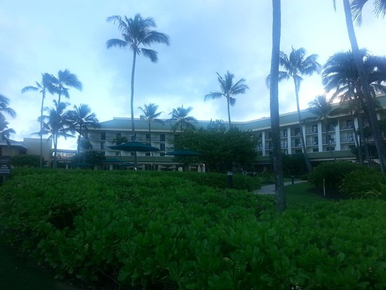 Kauai Beach Resort: great  place