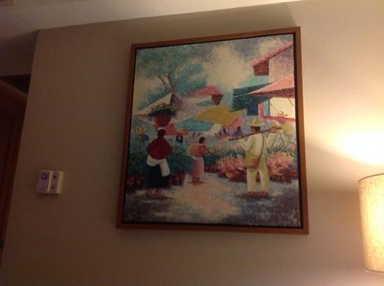 Marriott Tuxtla Gutierrez Hotel: habitacao