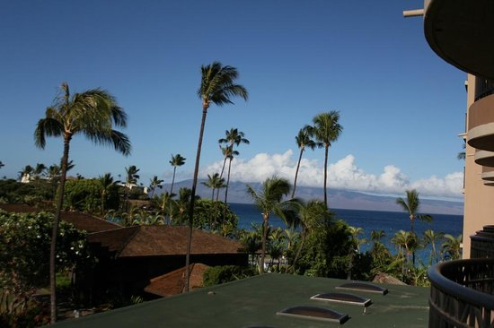 Royal Lahaina Resort: from our room
