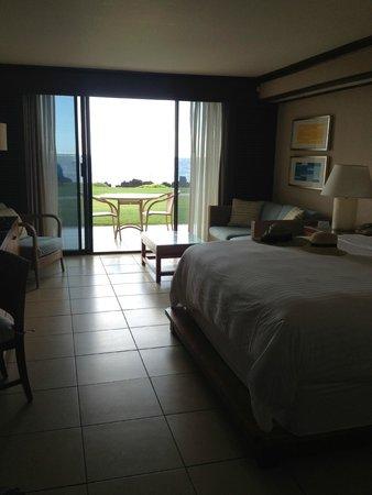 Wailea Beach Marriott Resort & Spa: deluxe oceanfront room