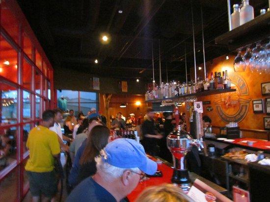 CBC Restaurant : inside