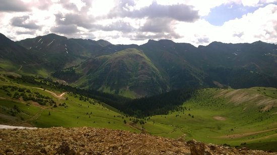 Switzerland of America Tours : From the top of Red Mountain