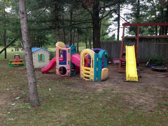 Woodland Motor Lodge : Playground