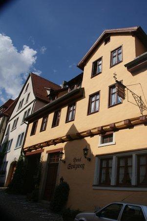 Hotel Spitzweg: Facade