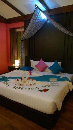 Aonang Phu Petra Resort, Krabi: Honeymoon Suite