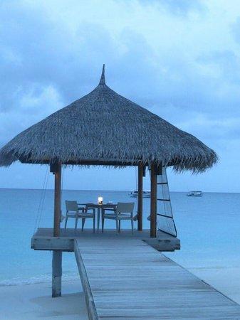 Velassaru Maldives: Romantic