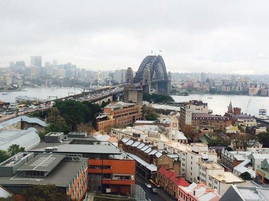 Shangri-La Hotel Sydney: ロックスもハーバーブリッジもばっちり!