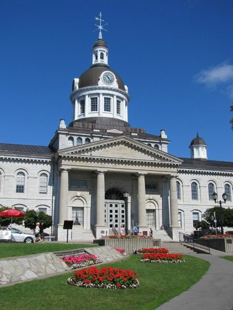 Kingston Waterfront: City Hall