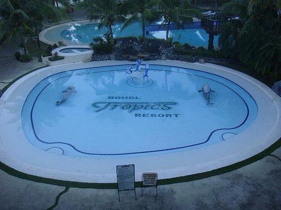 Bohol Tropics Resort: プール