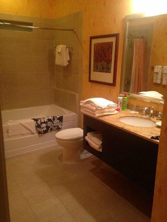 Horseshoe Bay Resort: Paseo Apt bathroom