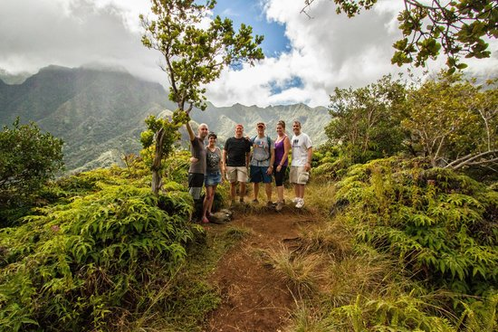 Iao Valley State Monument : At the Top