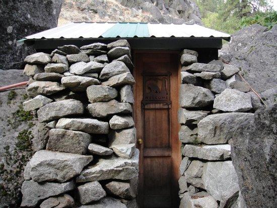 Adventure Inn: Outhouse