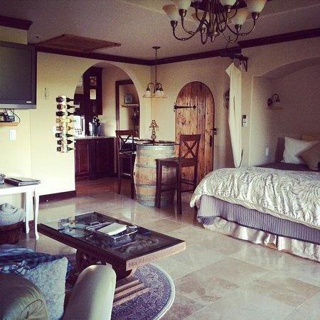 Sannino Vineyard B and B : Tuscan Suite