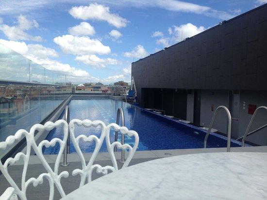 Hotel Exe Bacata 95: Pool