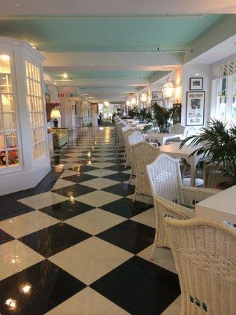Shops On Grand Hotel Lobby Floor Picture Of Grand Hotel Mackinac Island Tripadvisor