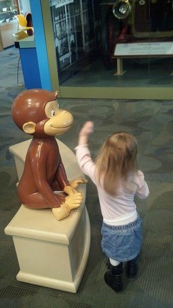 Discovery Center: Curious George